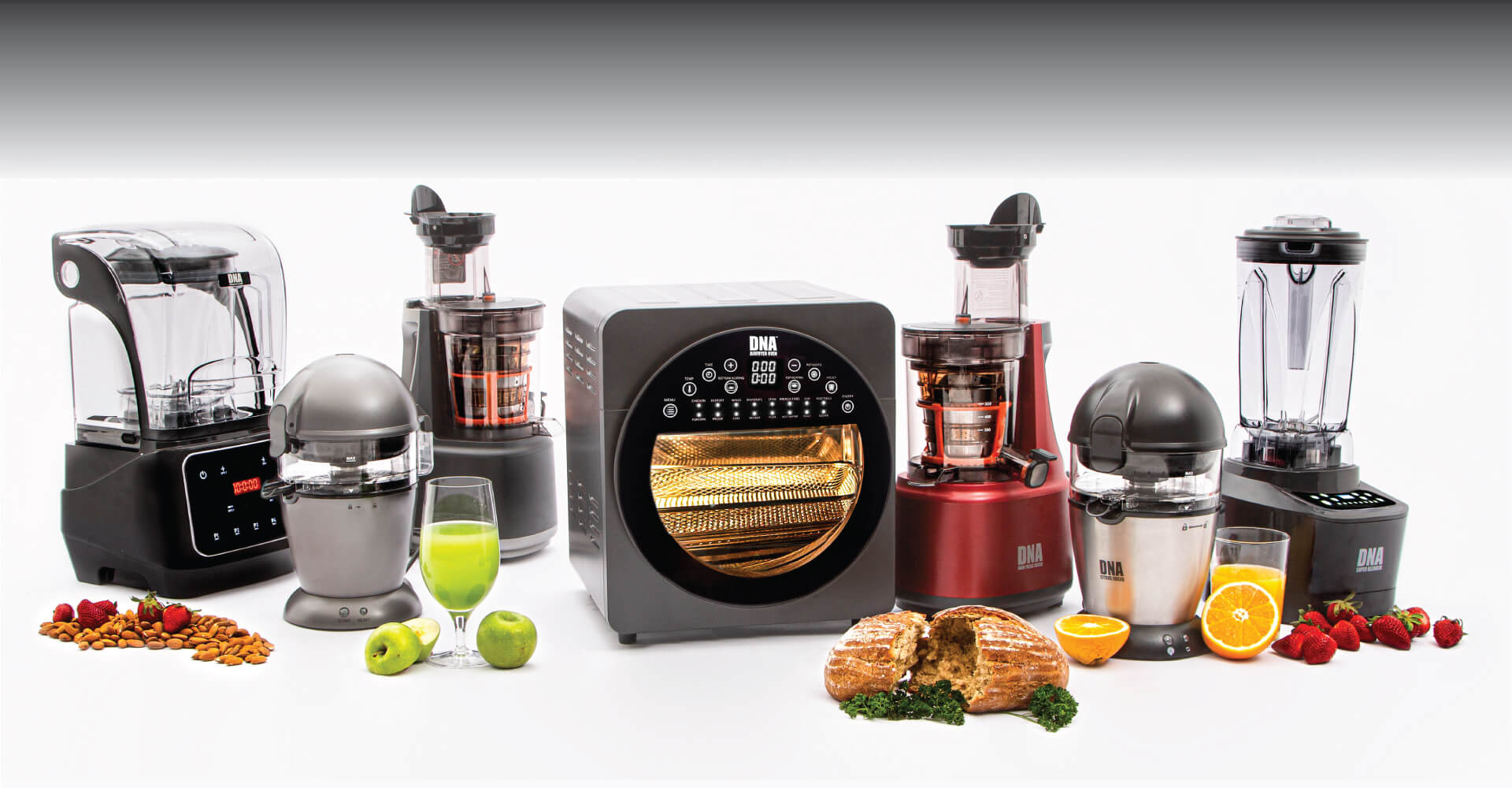 DNA Juicer Range